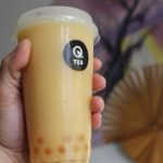 Bubble Tea trinken