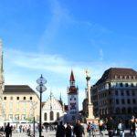 Die Altstadt von München in Bildern – neue Bildserie