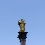 München von oben beobachtet : Bilder und Impressionen