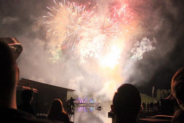 Impark Feuerwerk