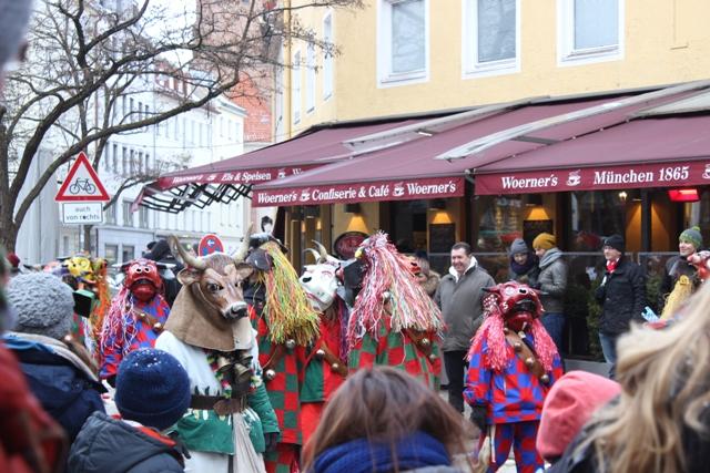Faschingsumzug in München (10)