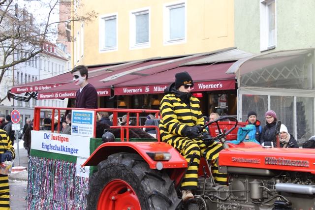 Faschingsumzug in München (34)