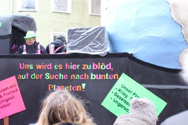 Faschingsumzug in München (8)