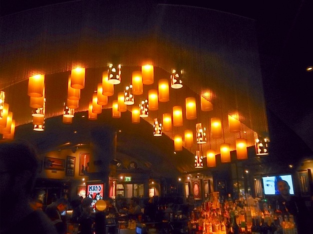 im Hard Rock Cafe