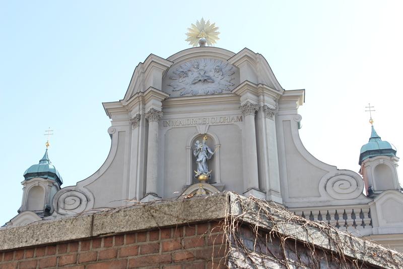 Kirch in der Innenstadt