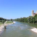 Entlang der Isar / Teil 1: Über die Brücken in München