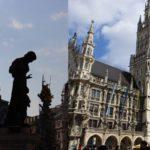 München vs. Wien : ein kleiner Vergleich