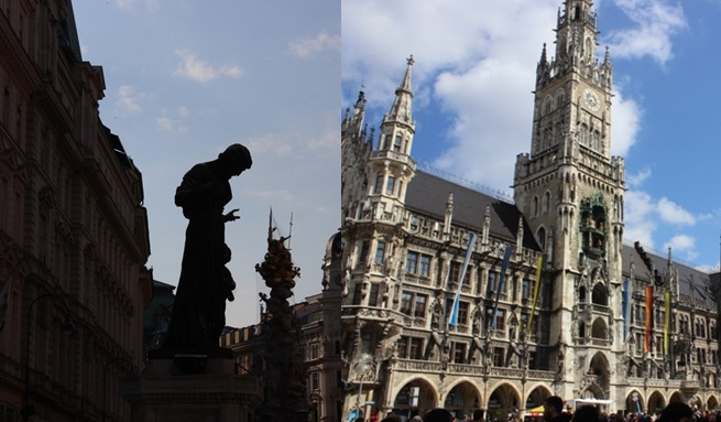 München vs Wien