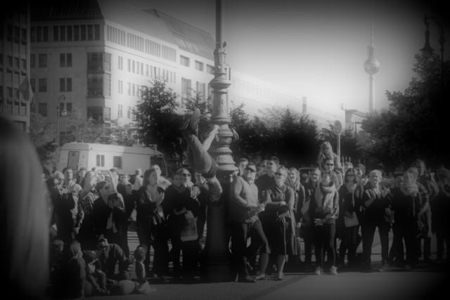 Dance Performance in Berlin
