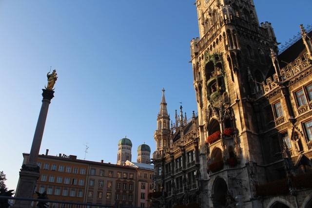 München - bayrische Landeshauptstadt