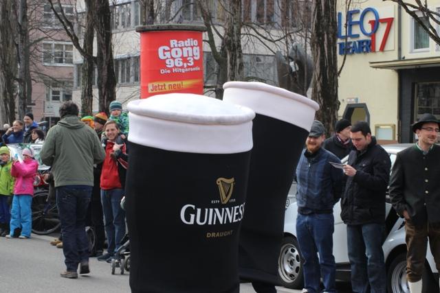 Guiness Bier