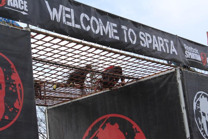 Spartan Race in München