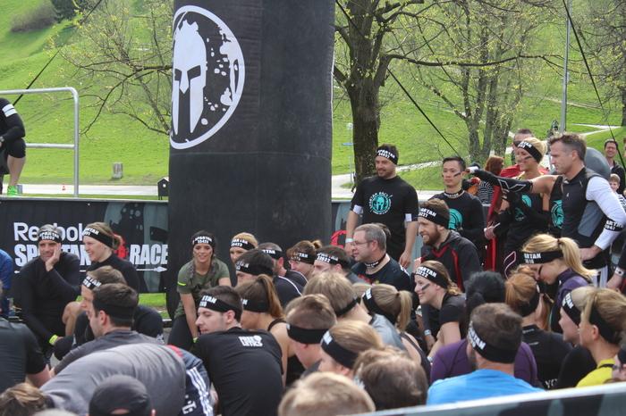 Spartan Race Countdown