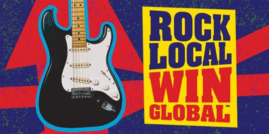 Rock Local - WIn Global