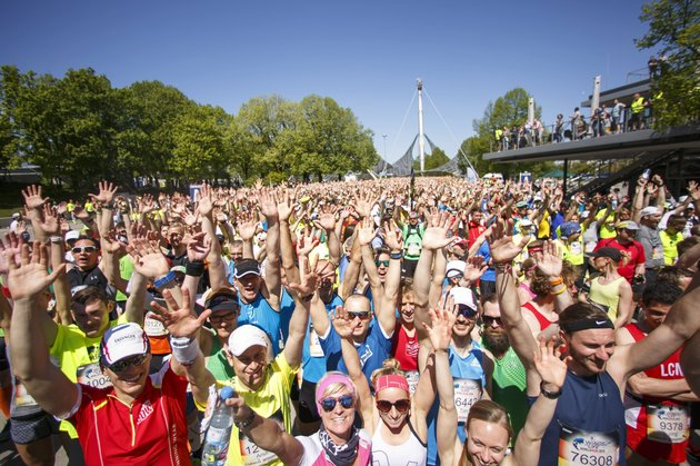 Teilnehmer Wings for Life World Run