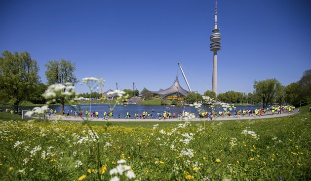 Wings for Life - im Olympiapark