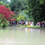 Ein paar Eindrücke vom Japanfest im Englischen Garten