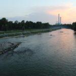 Laufen mit DJI Osmo Pocket entlang der Isar | München sehen