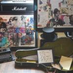 Hard Rock Cafes: Wanderausstellung mit Peter Doherty