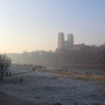 Running in Munich - recommended routes for cross-country skiers
