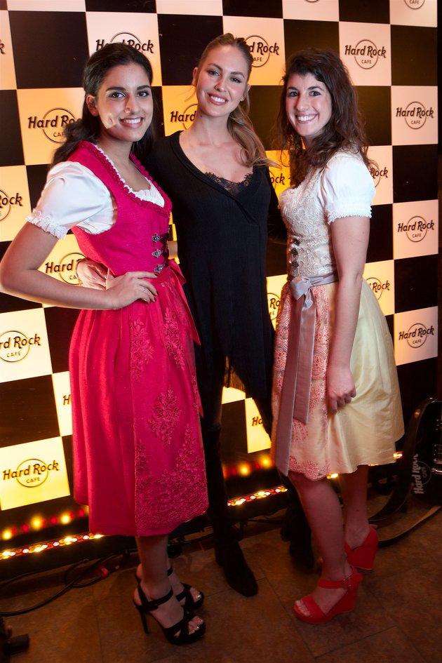 Das Hard Rock Cafe München feiert den 15. Geburtstag