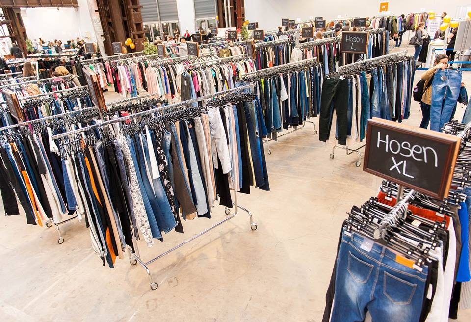 fc077b77a92f33 Fashion Flash Outlet Event wieder in München - München sehen und erleben
