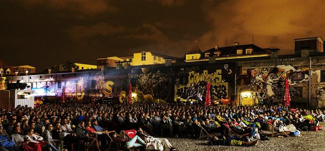 Kino Festival im Viehhof