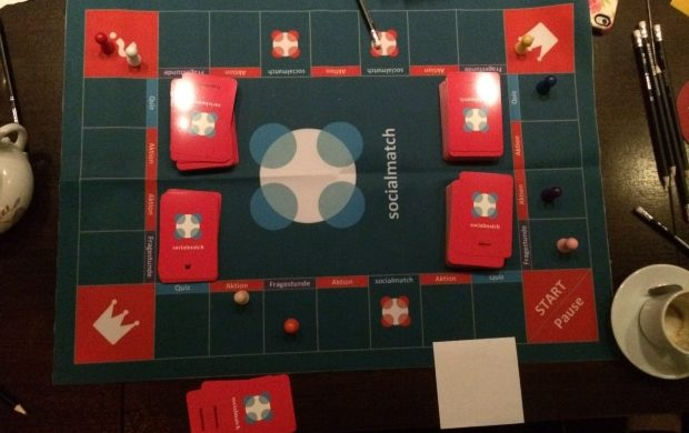 Socialmatch-Spiel