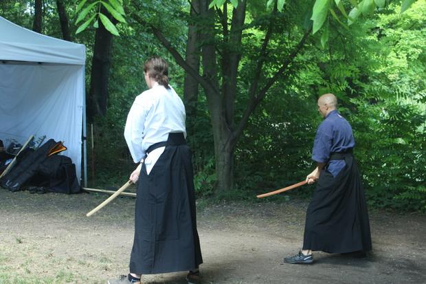 Japanfest 2017 – Kampfkunst