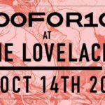 Ausstellung 100for10 featuring Scribblittis– 14. Oktober 2017