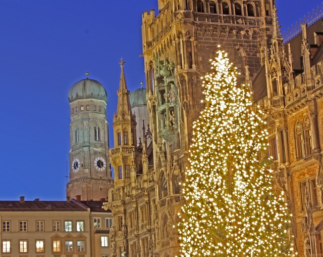 Weihnachten München