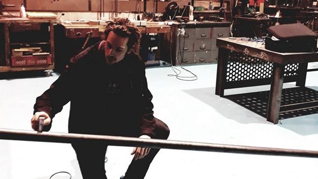 Jonas Urbat von PianoTubaTechno