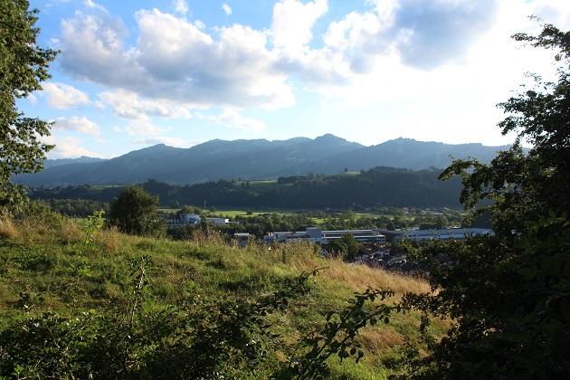 Berglandschaft - ideal für den Urlaub im Sommer