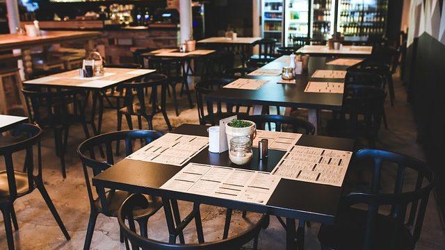 mở nhà hàng