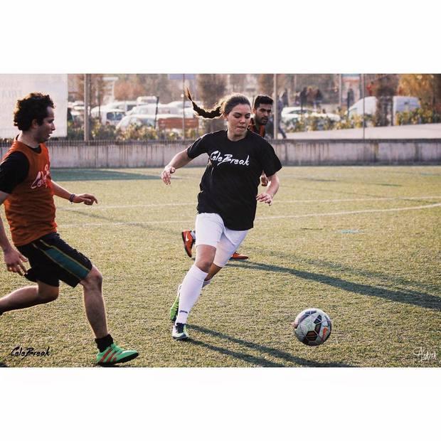 CeleBreak – Fußball spielen in München