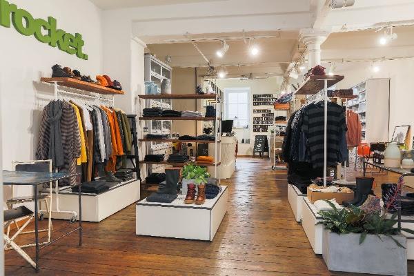 rocket. Store München fährt neues, innovatives Konzept