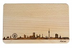 Brotzeitbrett München Skyline