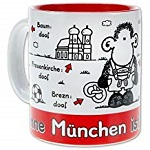 Sheepworld 61043 Tasse