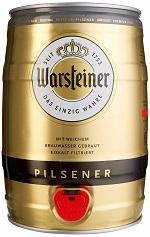 Warsteiner Bierfass