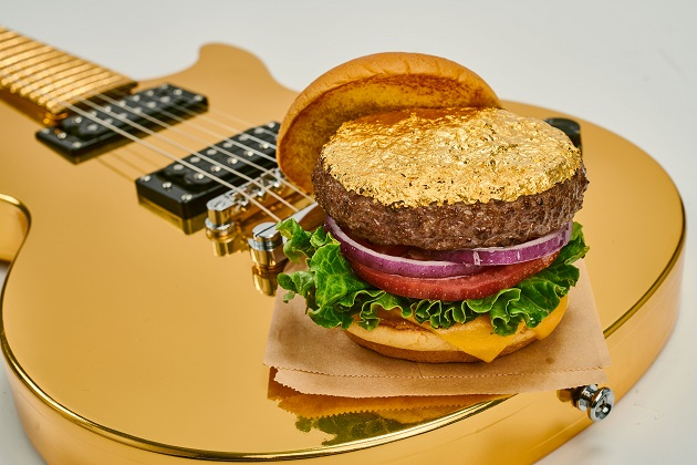 Gold Leaf Burger