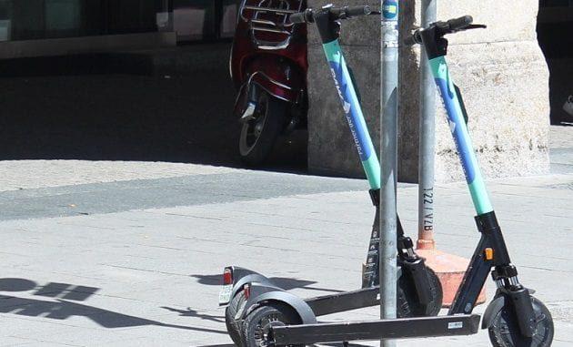 E-Scooter in München
