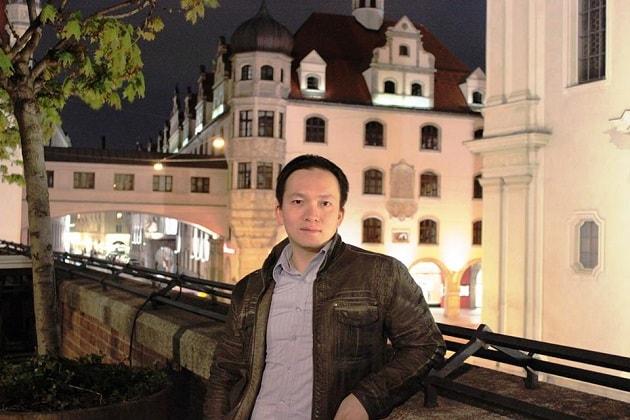 SEO Freelancer Khoa Nguyen aus München