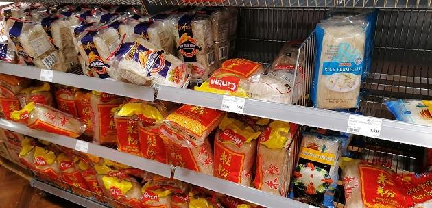 Asia Markt Sortiment