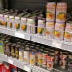 Drinks Asia Markt