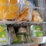 Tiefkühlwaren Asia Markt