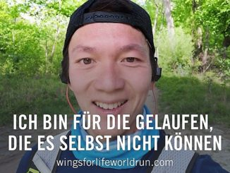 Wings for Life World Rund 2020