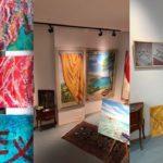 Kunst im Westend – zu Besuch bei Claudia Botz im Atelier