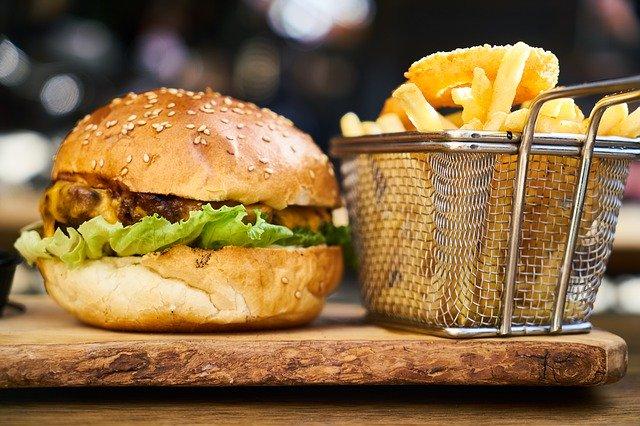Bayrisches Fastfood