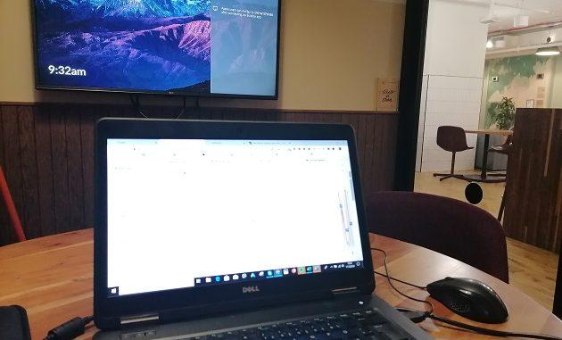 Arbeiten bei WeWork