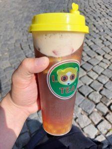 Loop Tea Bubble Tea